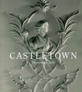 The front cover of the Castletown Decorative Arts catalogue published in 2011 as a joint project involving the Foundation and the OPW, a project that demonstrated our excellent working relationship.